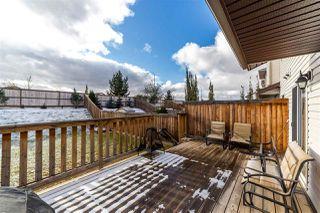 Photo 35: 6061 Sunbrook Landing: Sherwood Park House Half Duplex for sale : MLS®# E4218875