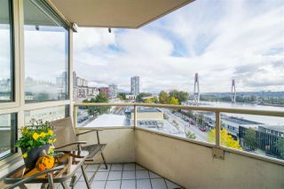 "Main Photo: 501 328 CLARKSON Street in New Westminster: Downtown NW Condo for sale in ""HIGHBOURNE"" : MLS®# R2519315"