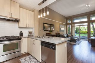 Photo 1: 117 3178 DAYANEE SPRINGS BOULEVARD in Coquitlam: Westwood Plateau Condo for sale : MLS®# R2385533