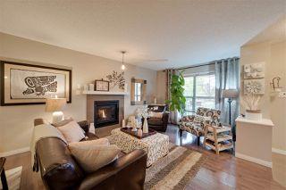 Photo 4: 4125 ORCHARDS Drive in Edmonton: Zone 53 House Half Duplex for sale : MLS®# E4175306