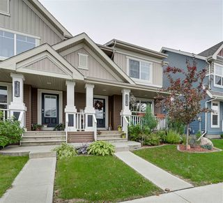 Photo 30: 4125 ORCHARDS Drive in Edmonton: Zone 53 House Half Duplex for sale : MLS®# E4175306