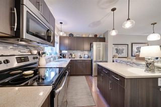 Photo 9: 4125 ORCHARDS Drive in Edmonton: Zone 53 House Half Duplex for sale : MLS®# E4175306