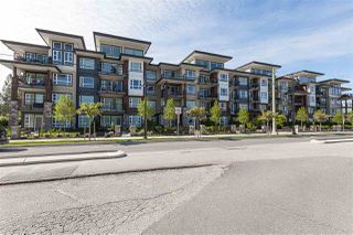 "Main Photo: #417 22562 121 Avenue in Maple Ridge: East Central Condo for sale in ""Edge on Edge 2"" : MLS®# R2432787"