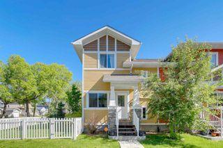 Photo 1: 12216 117 Avenue in Edmonton: Zone 07 Townhouse for sale : MLS®# E4201707