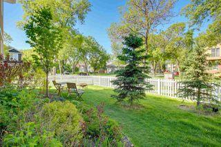 Photo 28: 12216 117 Avenue in Edmonton: Zone 07 Townhouse for sale : MLS®# E4201707