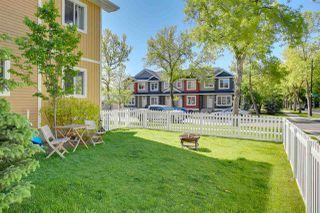 Photo 27: 12216 117 Avenue in Edmonton: Zone 07 Townhouse for sale : MLS®# E4201707