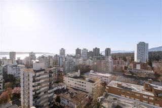 "Photo 1: 1705 1816 HARO Street in Vancouver: West End VW Condo for sale in ""HUNTINGTON PLACE"" (Vancouver West)  : MLS®# R2474541"