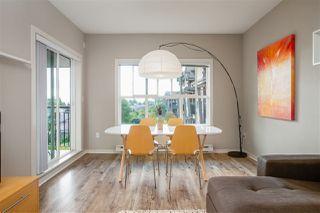 "Photo 7: 406 5889 IRMIN Street in Burnaby: Metrotown Condo for sale in ""MACPHERSON WALK"" (Burnaby South)  : MLS®# R2494450"