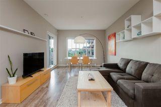 "Photo 1: 406 5889 IRMIN Street in Burnaby: Metrotown Condo for sale in ""MACPHERSON WALK"" (Burnaby South)  : MLS®# R2494450"