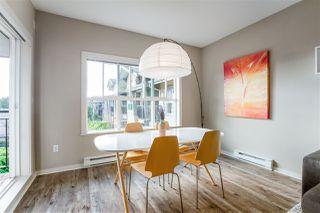 "Photo 8: 406 5889 IRMIN Street in Burnaby: Metrotown Condo for sale in ""MACPHERSON WALK"" (Burnaby South)  : MLS®# R2494450"