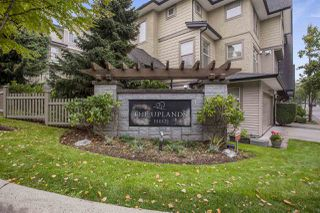 "Photo 1: 89 15152 62A Avenue in Surrey: Sullivan Station Townhouse for sale in ""The Uplands"" : MLS®# R2497470"