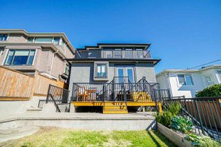 Photo 38: 3240 E 6TH AVENUE in Vancouver: Renfrew VE House for sale (Vancouver East)  : MLS®# R2497948