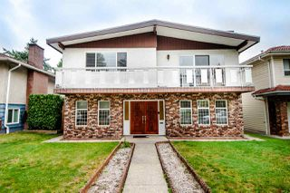 Photo 1: 5756 ST. MARGARETS Street in Vancouver: Killarney VE House for sale (Vancouver East)  : MLS®# R2501087