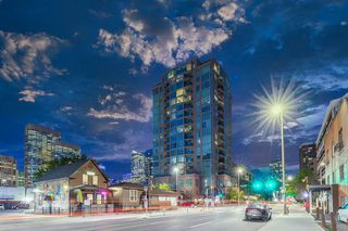 Photo 1: 1801 788 12 Avenue SW in Calgary: Beltline Apartment for sale : MLS®# A1036329