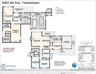 Photo 4: 5483 4 Avenue in Delta: Pebble Hill House for sale (Tsawwassen)  : MLS®# R2514308