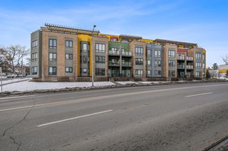Main Photo: 102 611 Edmonton Trail NE in Calgary: Crescent Heights Apartment for sale : MLS®# A1057883
