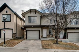 Main Photo: 73 Hidden Creek Rise NW in Calgary: Hidden Valley Semi Detached for sale : MLS®# A1062087