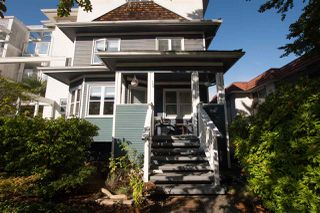 "Main Photo: 106 2175 W 3RD Avenue in Vancouver: Kitsilano Condo for sale in ""SEA BREEZE"" (Vancouver West)  : MLS®# R2531053"