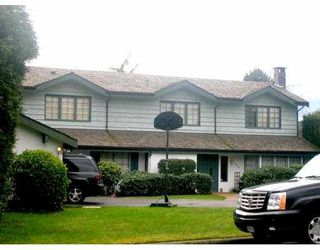 Photo 1: 4216 MUSQUEAM DR in Vancouver: University VW House for sale (Vancouver West)  : MLS®# V577927