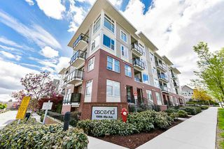"Photo 1: 219 15956 86A Avenue in Surrey: Fleetwood Tynehead Condo for sale in ""Ascend"" : MLS®# R2397696"