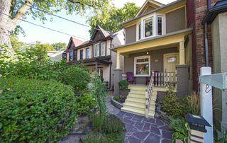 Photo 1: 165 Munro Street in Toronto: South Riverdale House (2-Storey) for sale (Toronto E01)  : MLS®# E4562412