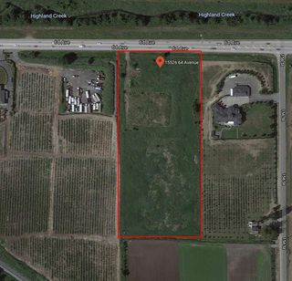 Photo 5: 15526 64 Avenue in Surrey: Sullivan Station Land for sale : MLS®# R2458127