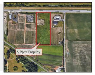 Main Photo: 15526 64 Avenue in Surrey: Sullivan Station Land for sale : MLS®# R2458127