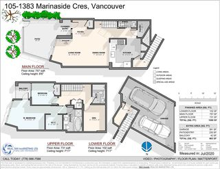 "Photo 29: 105 1383 MARINASIDE Crescent in Vancouver: Yaletown Townhouse for sale in ""COLUMBUS"" (Vancouver West)  : MLS®# R2478306"