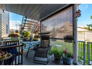 """Photo 22: 257 32691 GARIBALDI Drive in Abbotsford: Abbotsford West Townhouse for sale in """"Carriage Lane"""" : MLS®# R2479207"""