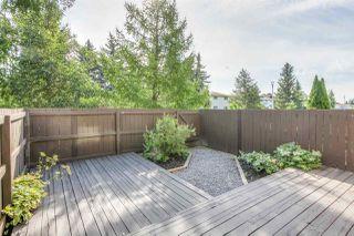 Photo 30: 18052 93 Avenue in Edmonton: Zone 20 Townhouse for sale : MLS®# E4211463