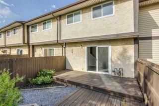Photo 28: 18052 93 Avenue in Edmonton: Zone 20 Townhouse for sale : MLS®# E4211463