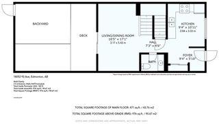 Photo 36: 18052 93 Avenue in Edmonton: Zone 20 Townhouse for sale : MLS®# E4211463