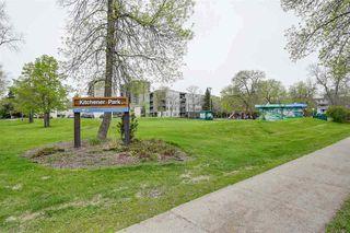 Photo 28: 212 10308 114 Street in Edmonton: Zone 12 Condo for sale : MLS®# E4221887