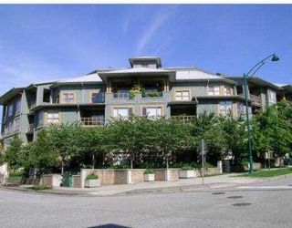"""Main Photo: 102 285 NEWPORT DR in Port Moody: North Shore Pt Moody Condo for sale in """"THE BELCARRA"""" : MLS®# V604234"""
