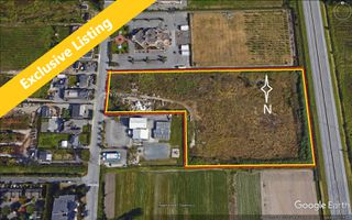 Photo 2: 8720 No. 5 Road in : McLennan Land for sale (Richmond)