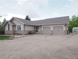 Main Photo: 5208 Woodland Road in Innisfail: Woodlands Residential for sale : MLS®# CA0183566