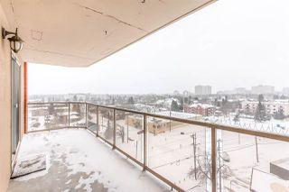 Photo 25: 1001 10649 SASKATCHEWAN Drive in Edmonton: Zone 15 Condo for sale : MLS®# E4187617
