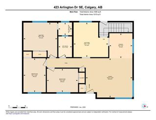Photo 41: 423 Arlington Drive SE in Calgary: Acadia Detached for sale : MLS®# C4287515