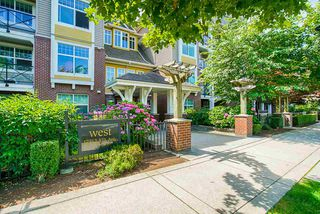 "Photo 3: 410 17712 57A Avenue in Surrey: Cloverdale BC Condo for sale in ""West on the Village Walk"" (Cloverdale)  : MLS®# R2476690"