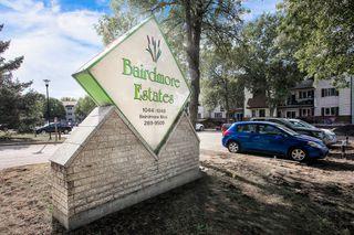 Photo 1: 1305 1044 Bairdmore Boulevard. in Winnipeg: Condominium for sale : MLS®# 202010082