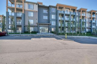 Photo 1: 109 300 AUBURN MEADOWS Manor SE in Calgary: Auburn Bay Apartment for sale : MLS®# A1026766