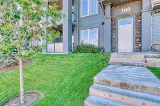 Photo 3: 109 300 AUBURN MEADOWS Manor SE in Calgary: Auburn Bay Apartment for sale : MLS®# A1026766