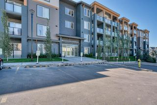 Photo 2: 109 300 AUBURN MEADOWS Manor SE in Calgary: Auburn Bay Apartment for sale : MLS®# A1026766