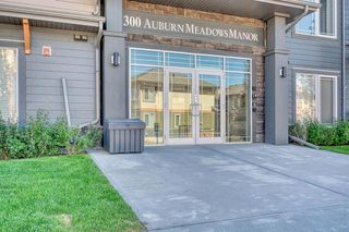 Photo 6: 109 300 AUBURN MEADOWS Manor SE in Calgary: Auburn Bay Apartment for sale : MLS®# A1026766