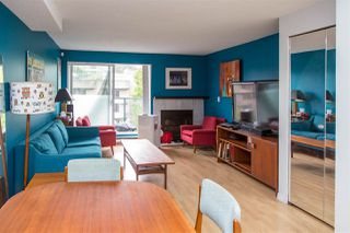 """Photo 6: 19 1345 W 4TH Avenue in Vancouver: False Creek Townhouse for sale in """"Granville Island Village"""" (Vancouver West)  : MLS®# R2497950"""