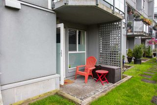 """Photo 20: 19 1345 W 4TH Avenue in Vancouver: False Creek Townhouse for sale in """"Granville Island Village"""" (Vancouver West)  : MLS®# R2497950"""