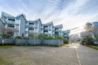"""Photo 2: 19 1345 W 4TH Avenue in Vancouver: False Creek Townhouse for sale in """"Granville Island Village"""" (Vancouver West)  : MLS®# R2497950"""