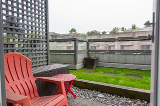 """Photo 18: 19 1345 W 4TH Avenue in Vancouver: False Creek Townhouse for sale in """"Granville Island Village"""" (Vancouver West)  : MLS®# R2497950"""
