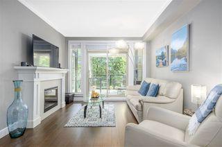 "Photo 3: 212 15185 36 Avenue in Surrey: Morgan Creek Condo for sale in ""Edgewater"" (South Surrey White Rock)  : MLS®# R2499537"
