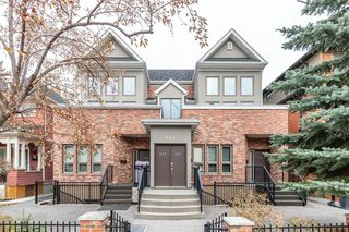 Main Photo: 201 528 23 Avenue SW in Calgary: Cliff Bungalow Row/Townhouse for sale : MLS®# A1047440